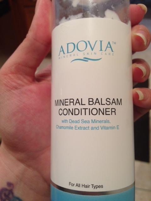 Adovia Dead Sea Conditioner